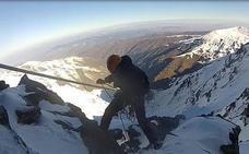 Sereim realiza en una tarde cinco rescates en Sierra Nevada y Cahorros, uno de ellos a una menor
