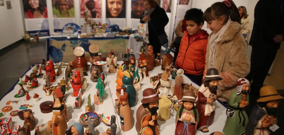 Productos de Manos Unidas Jaén que llevan ayuda hasta Mauritania