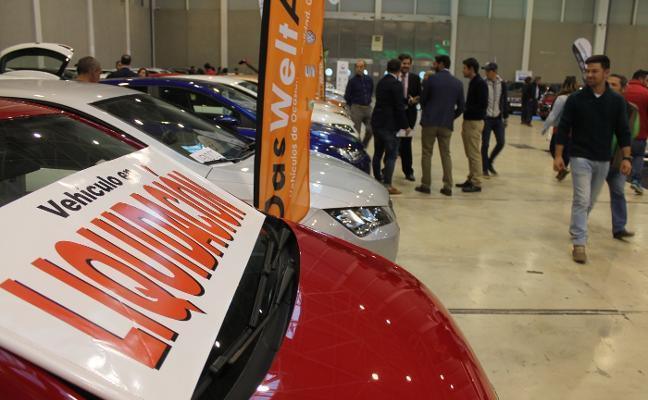 Los jienenses se animan a cambiar de coche