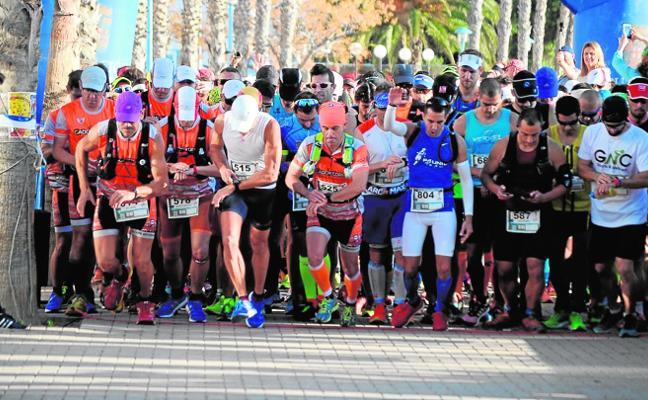 Llega la hora de los 'súper-héroes', con la Ultra Maratón Costa de Almería