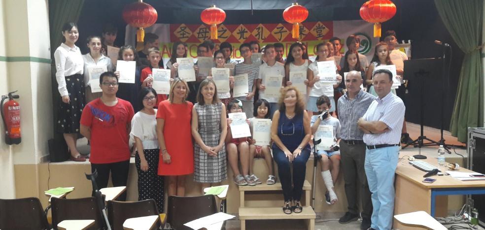 La implantación de la lengua china en las aulas alcanza cifras récord en este curso