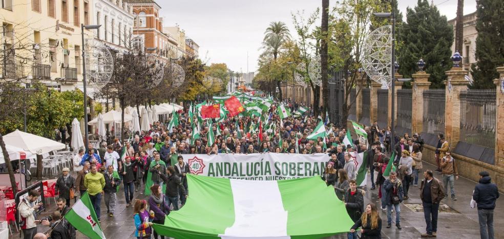 La Asamblea Nacional proclama la independencia de la República Andaluza de forma virtual