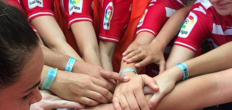El Granada Femenino golea al Polillas Atlético