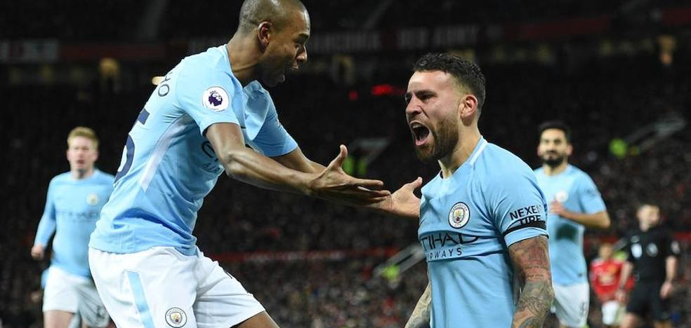 El City toma Old Trafford y da un golpe de autoridad