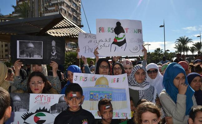 """""""Jerusalén fue, es y será la capital de Palestina"""""""