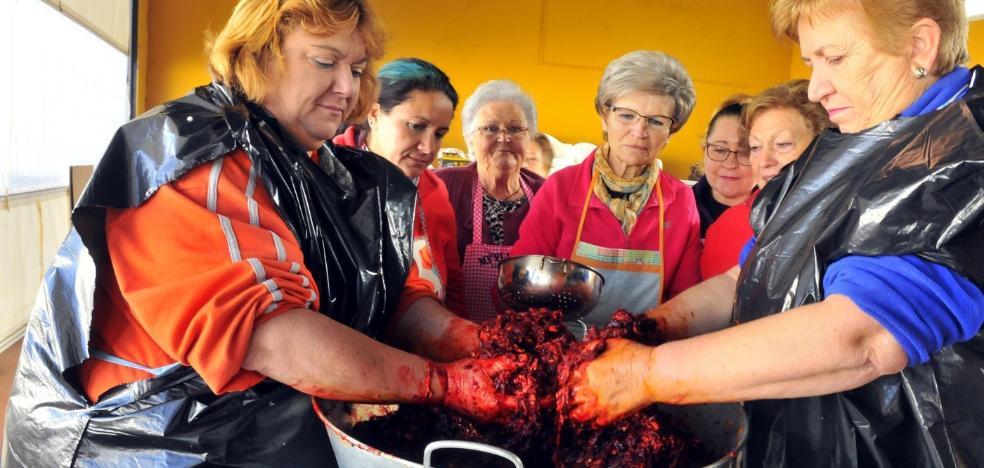 La tradición de la 'matanza' en La Vega