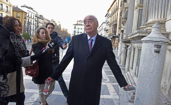 Luciano Alonso, absuelto de falsedad documental