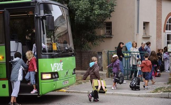 Denuncian el 62% de los vehículos inspeccionados en la campaña de transporte escolar