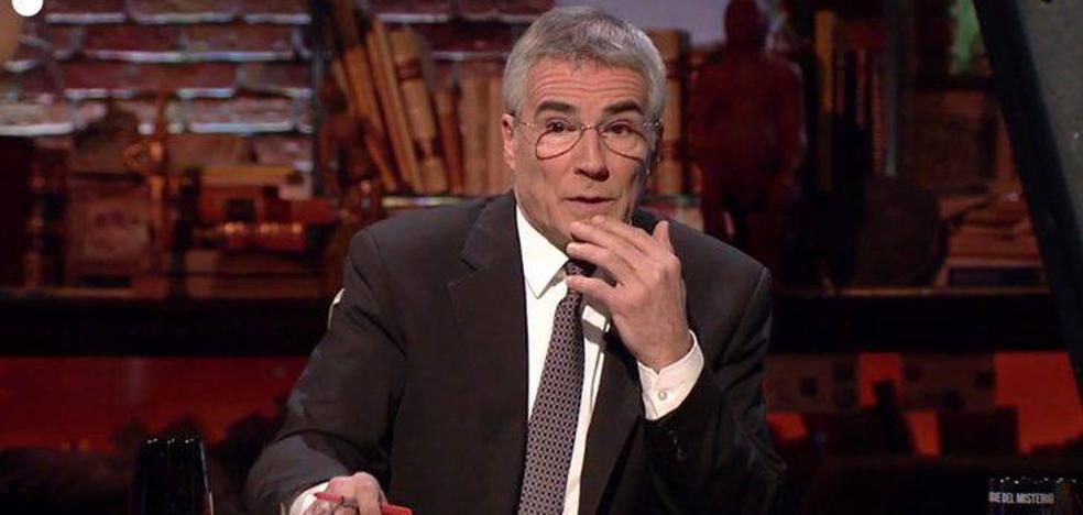 La inesperada confesión de David Cantero en 'Cuarto Milenio'