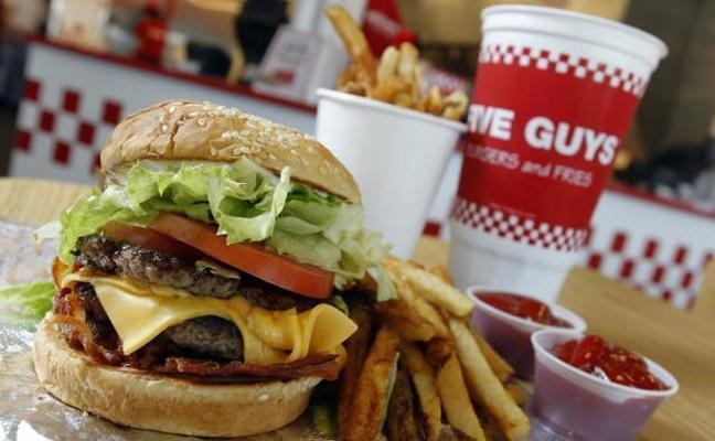 Five Guys, la hamburguesería favorita de Barack Obama, llegará a Granada en 2018