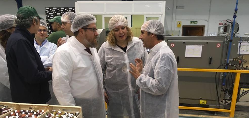 La Consejería de Agricultura impulsa con 3,6 millones de euros la modernización de pymes agroalimentarias en Granada