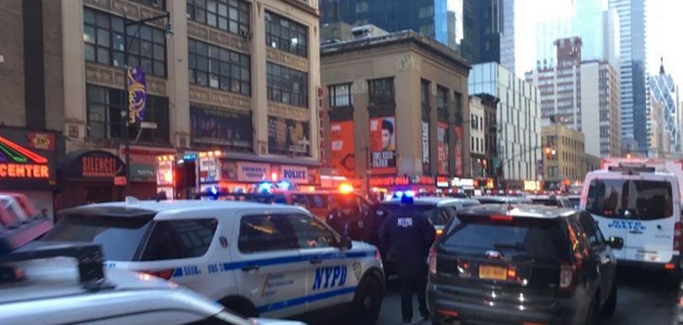 Explosión en Nueva York: la Policía evacúa varias líneas del Metro
