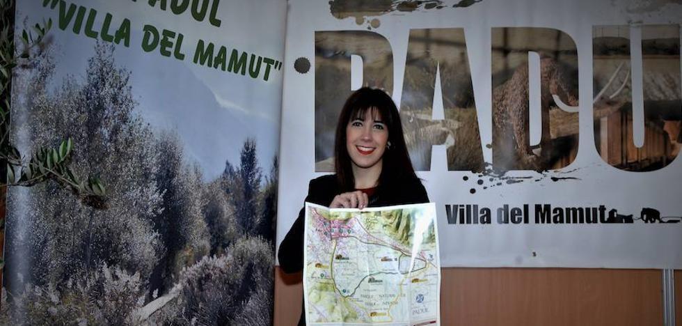 Padul edita una guía para promocionar los senderos del 'Rinoceronte Lanudo', el 'Mamut' y el 'Tigre Dientes de Sable'