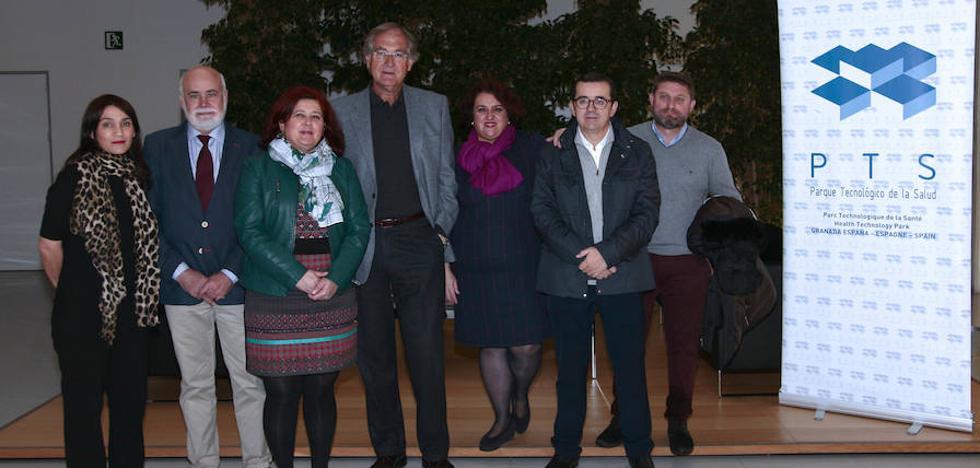 """""""La tramitación urbanística para ampliar el PTS de Granada se completará en 2018"""""""