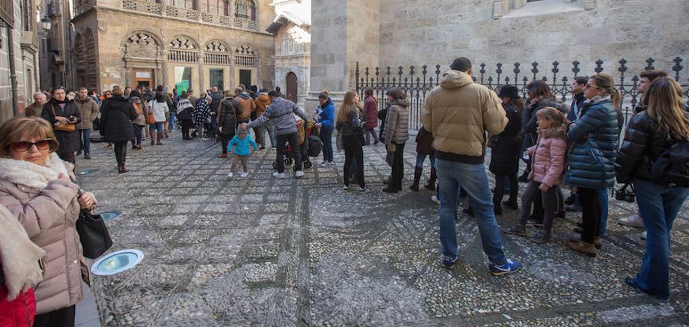 Granada vende un 164% más de bonos turísticos en este puente