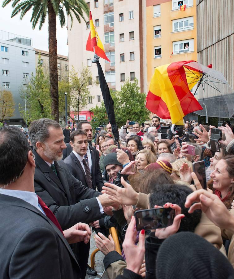 Inauguración del Museo Íbero de Jaén