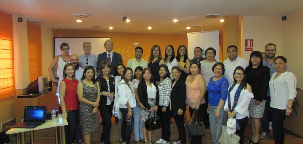 De Perú a Jaén, el viaje de 21 fiscales
