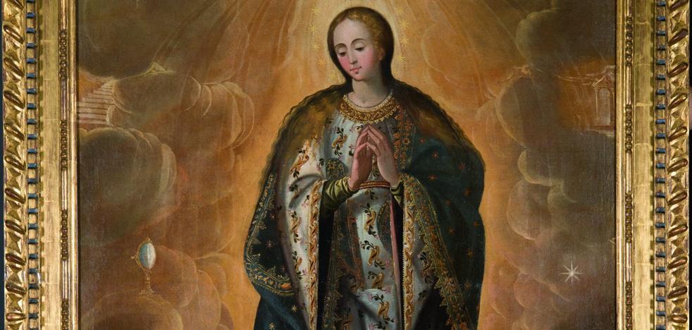 Subastan una de las famosas inmaculadas de Sánchez Cotán