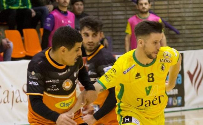 El Jaén FS recibe al Aspil Vidal con récord a la vista