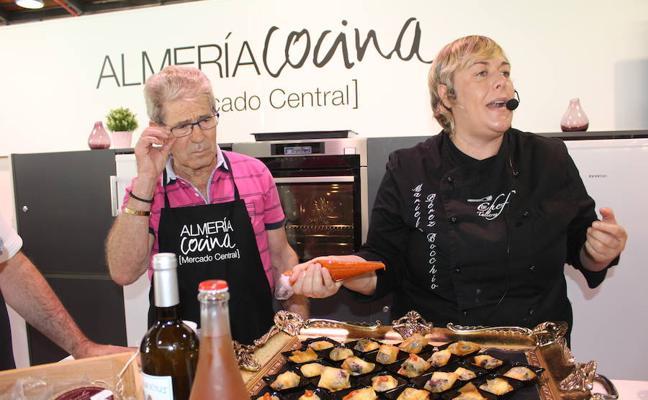'Almería Cocina' y 'La Alcazaba', protagonistas este fin de semana de las rutas guiadas