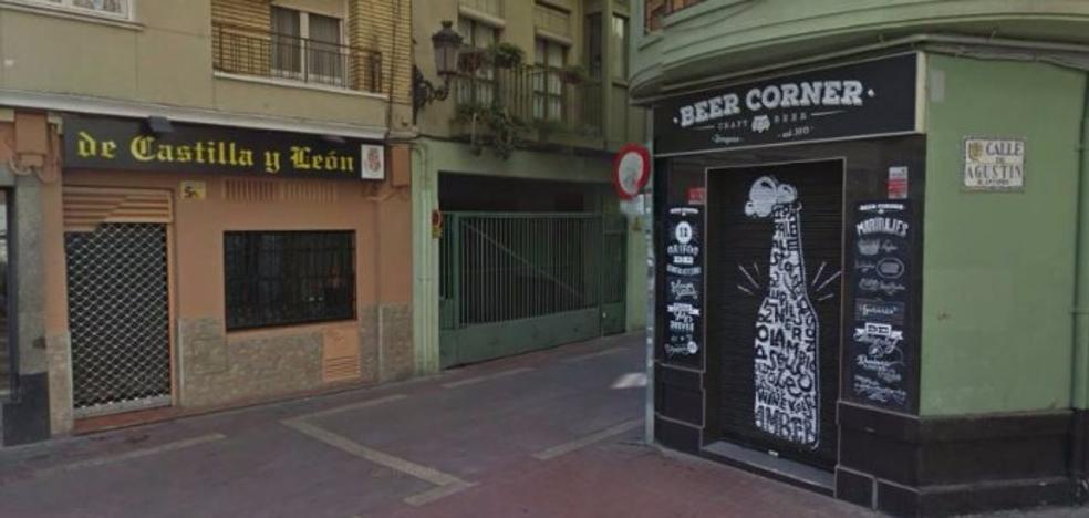 Lo dejan en muerte cerebral de una paliza por llevar tirantes con la bandera de España