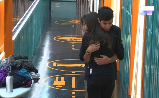 El 'momentazo' oculto de Ana Guerra y Alfred que no se vio en la gala de OT