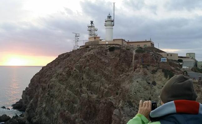 Las rutas senderistas de Almería, destacadas en una revista alemana