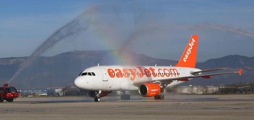EasyJet conectará Granada con Nápoles a partir de septiembre