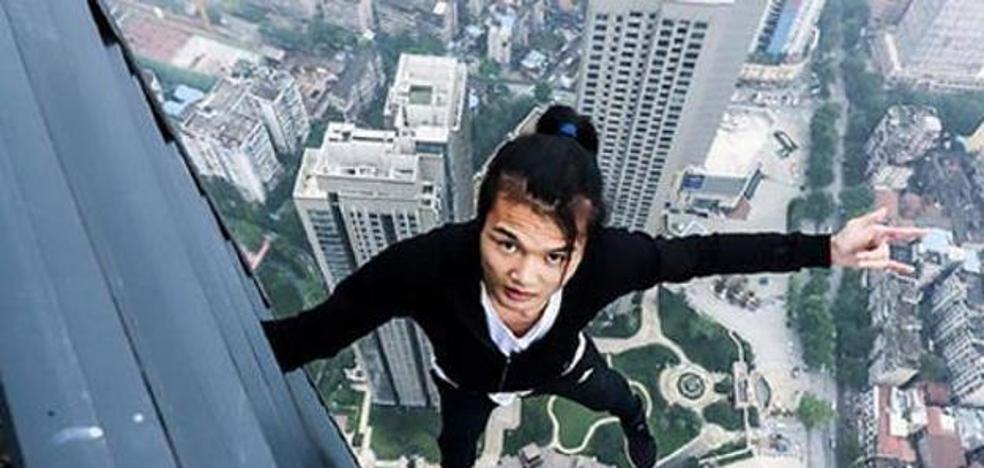 Un famoso escalador graba el vídeo de su propia muerte