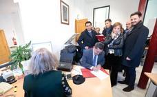"""Piden al Gobierno que apruebe el eje eléctrico Caparacena-Baza-La Ribina para """"no hipotecar el futuro de Granada, Almería y Jaén"""""""