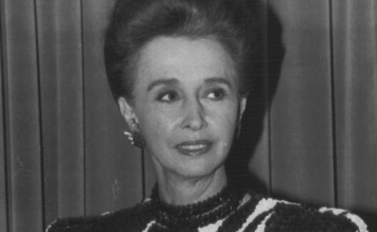 Fallece Aline Griffith: Modelo, espía y condesa de Romanones
