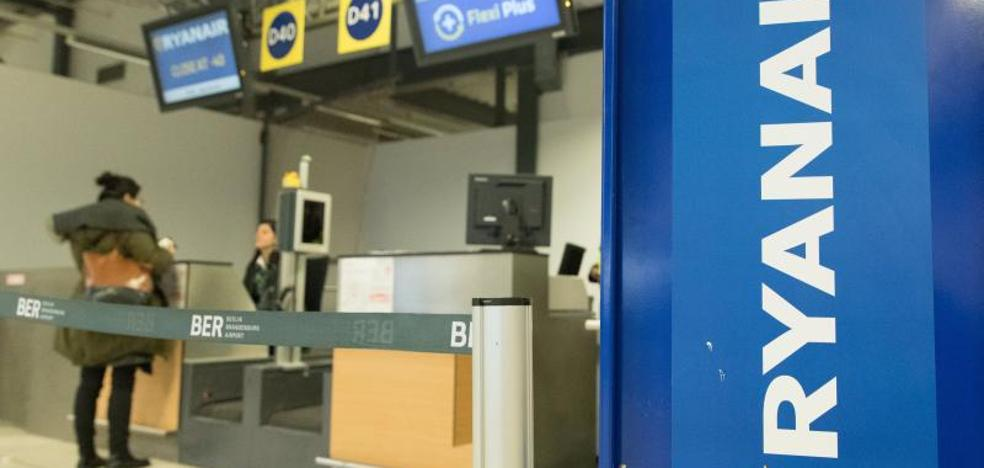 Pilotos de Ryanair llaman a la huelga en Irlanda, Italia y Alemania