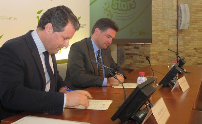 Cerca de 900 escolares de Jaén se suman al proyecto Stars para llevar a cabo acciones de movilidad sostenible