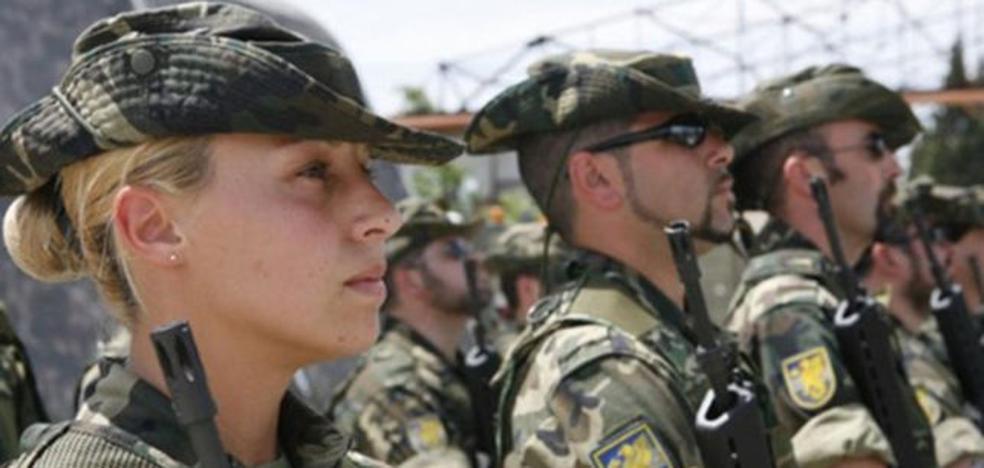 La lista de las 3.050 plazas convocadas para militares de Tropa y Marinería en el Ejército