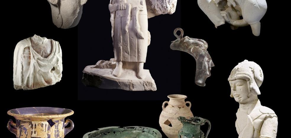 Las imprescindibles de la muestra del Museo Íbero