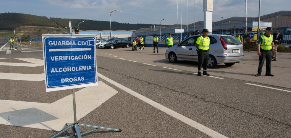 La ingesta de drogas y alcohol está detrás de la mayoría de arrestos a conductores en Almería