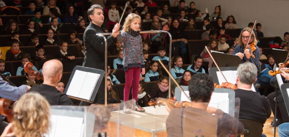 Los problemas económicos amenazan el futuro de la Orquesta Ciudad de Granada