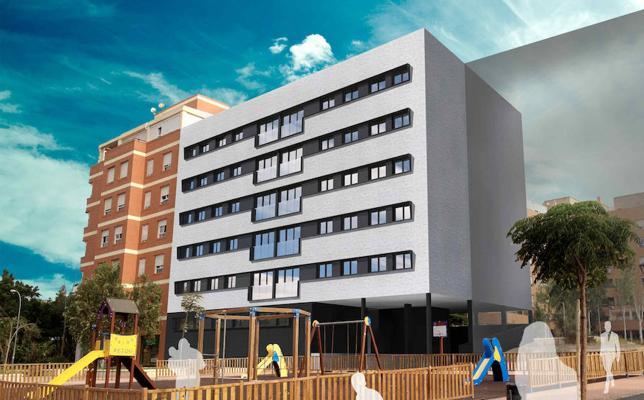 Sale a licitación la construcción de 50 nuevas VPO en Almería