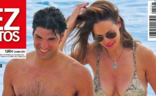 La esperada foto de Eva González en bikini a tres meses de dar a luz