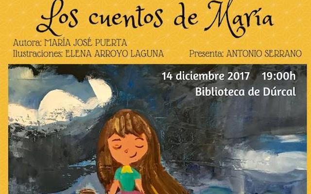 María José Puerta presenta su última obra 'Los cuentos de María