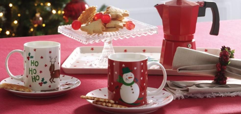 El Corte Inglés lanza sus novedosos productos de Navidad para decorar la casa