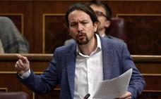 Iglesias amenaza con forzar un referéndum si se modifica la Constitución