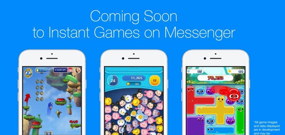 Angry Birds, otros juegos, y los chats de vídeo que van a llegar a Facebook