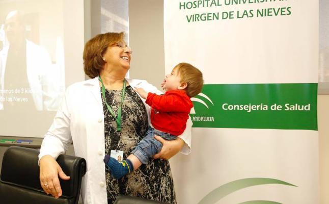 Así fue como el corazón de Max 'volvió a latir' en Granada