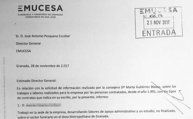El gobierno local pedirá una auditoría de Emucesa