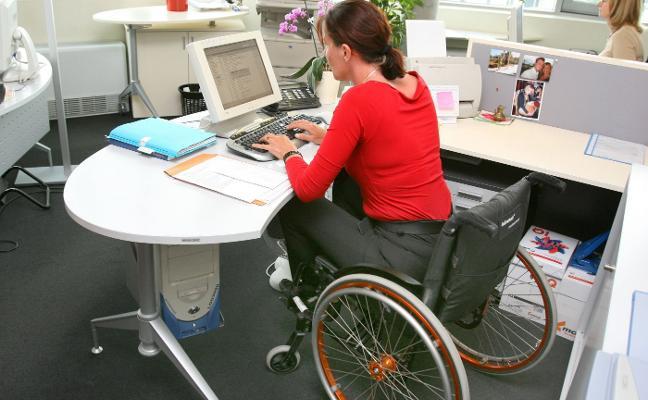 Solo el 1,3% de los contratos firmados en noviembre fueron a discapacitados