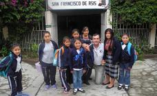 El médico Antonio Gómez Ortega regresa de un nuevo viaje a Centroamérica con Quesada Solidaria