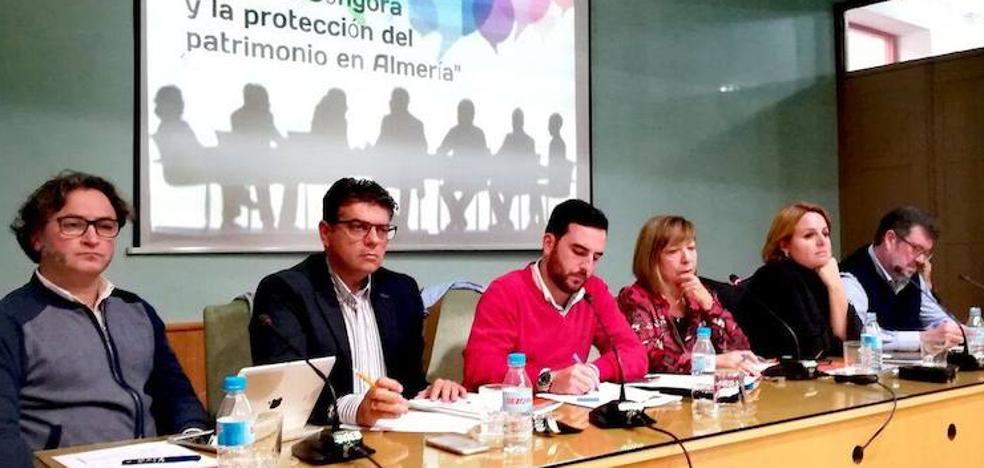 Amigos de la Alcazaba propone la compra de la Casa Góngora