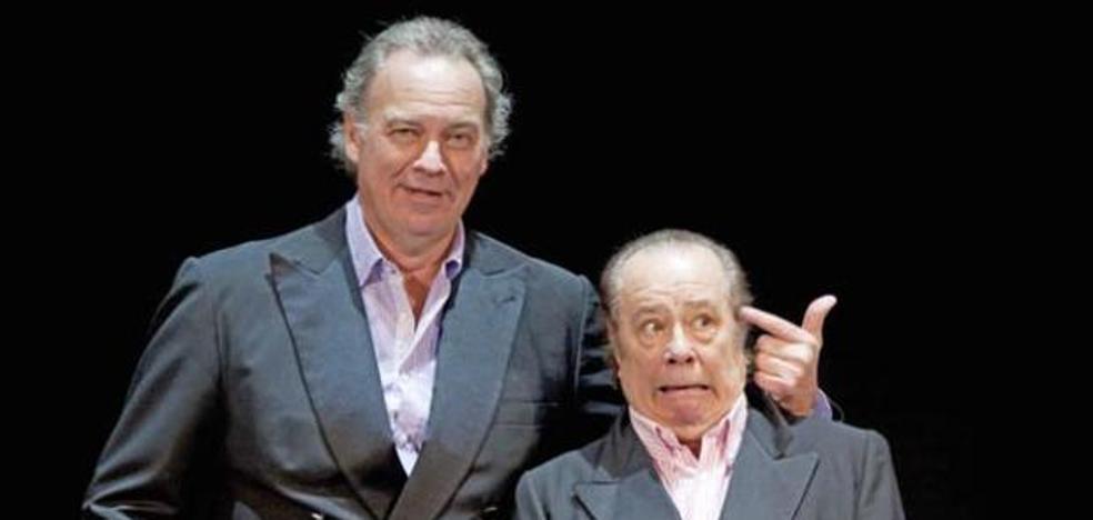 Arévalo y Bertín protagonizan su esperado reencuentro en 'Mi casa es la tuya'