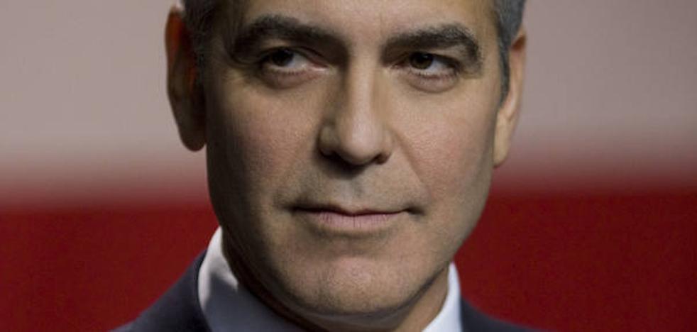El bueno de Clooney